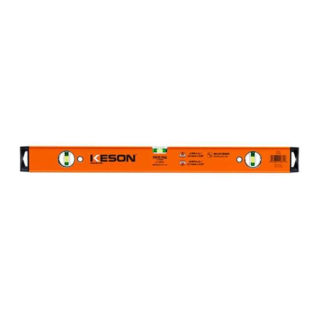 LKB32 Keson LKB Series 32-Inch Magnetic Box Beam Level 1
