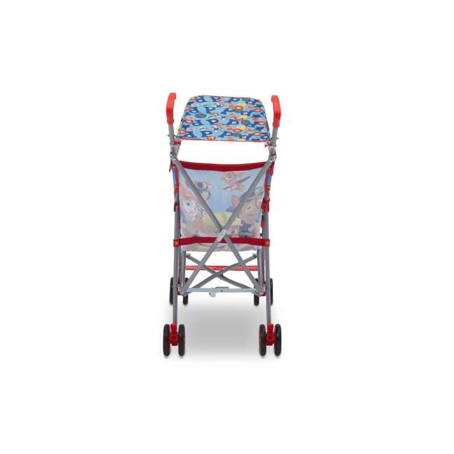 11021-637 Nickelodeon Paw Patrol Lightweight Travel Umbrella 3 Point Harness Baby Stroller 2