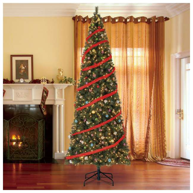 TGC0M5311L03-U-A Home Heritage 12 Foot Albany Christmas Tree with Lights (Open Box) 2