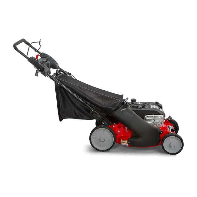 MOW-7800979-U-C Snapper HI VAC 21 Inch ReadyStart Push Walk-Behind Bag Lawn Mower (For Parts) 2