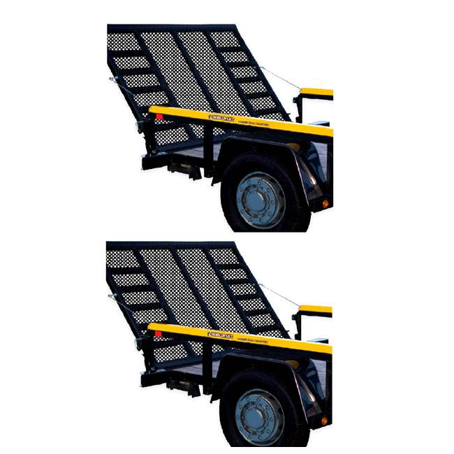 GOR2LFT Gorilla-Lift 2-Sided Tailgate Trailer Lift Assist System  (2 Pack)