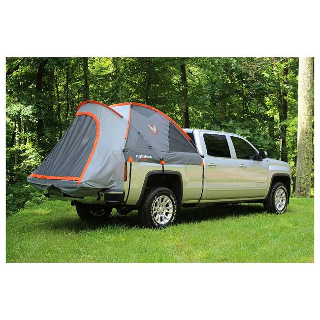110750 Rightline Gear 110750 Full-Size Short Truck Bed Tent, 5.5' (2 Pack) 2