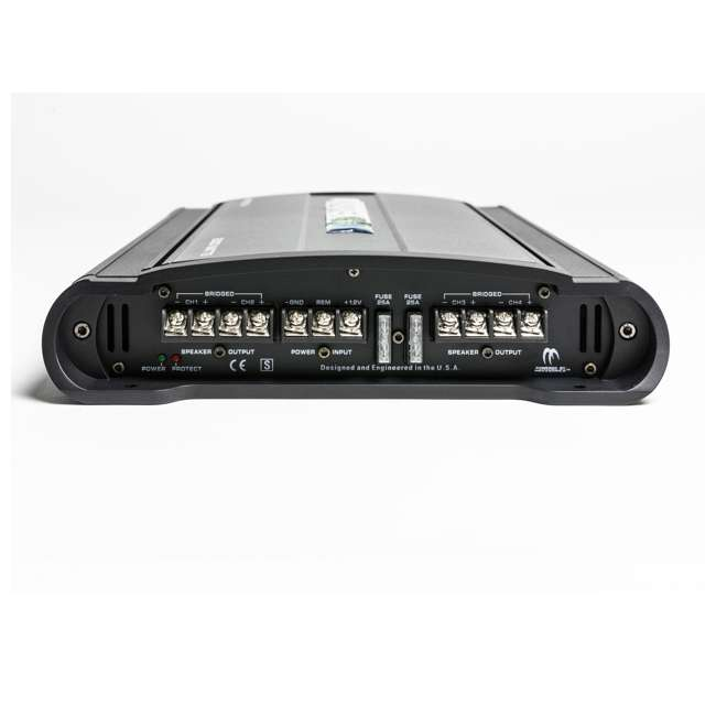 MM2020.4 Autotek MM2020.4 Mean Machine 2000-Watt 4-Channel Bridgeable Amp 1