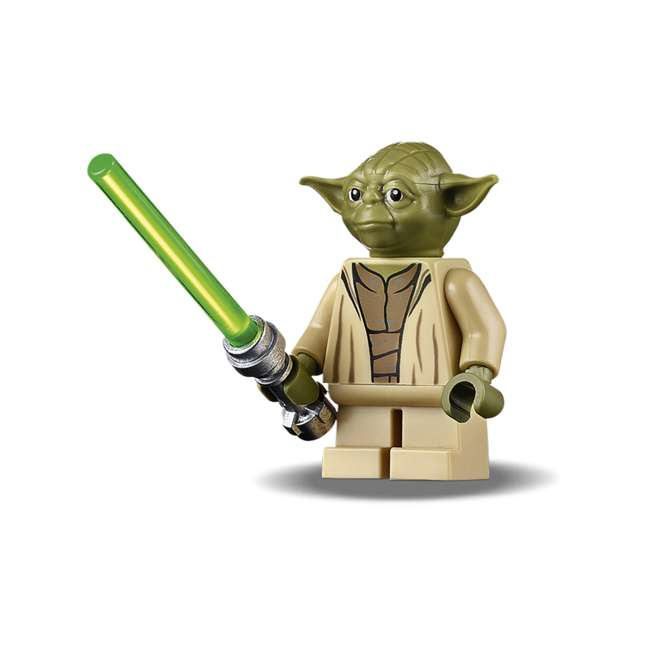 6251762 LEGO Star Wars 75255 Yoda 1771 Piece Block Building Kit w/ 1 minifigure 6