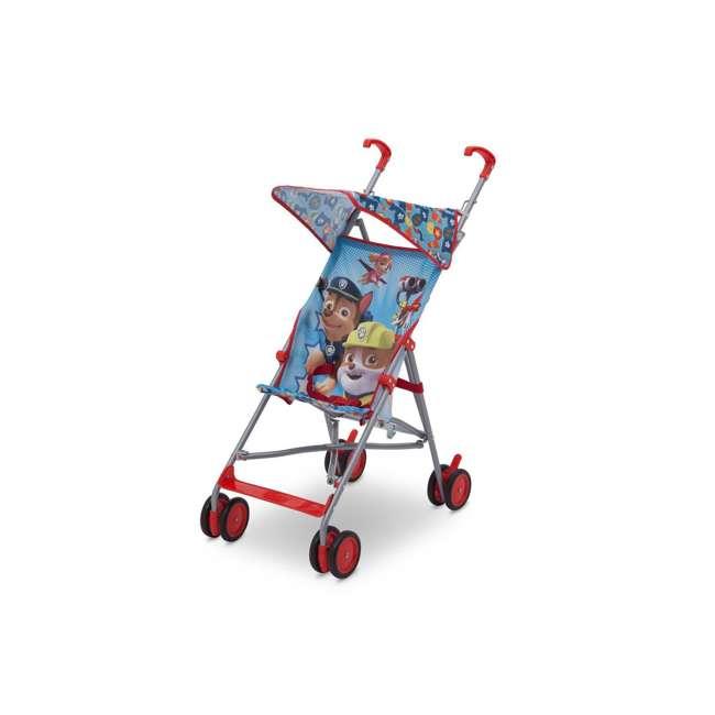 11021-637 Nickelodeon Paw Patrol Lightweight Travel Umbrella 3 Point Harness Baby Stroller 8