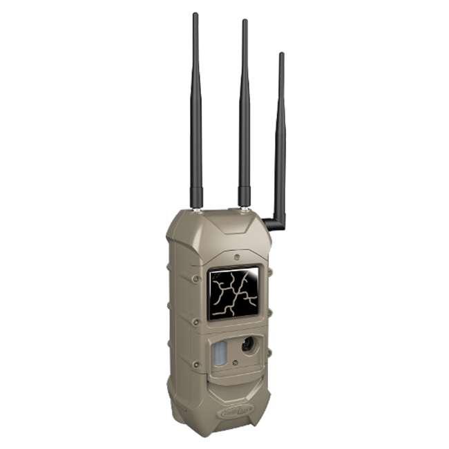 K-5789 Cuddeback CuddeLink 20MP Dual Cell Trail Camera, Brown 1