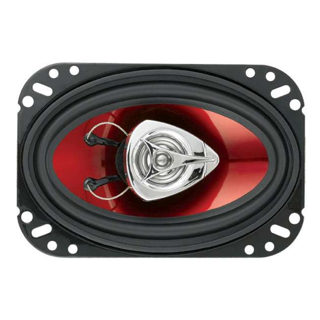 CH4330 + CH4620 Boss CH4330 4-Inch x10-Inch with CH4620 4x6-Inch Speakers 2