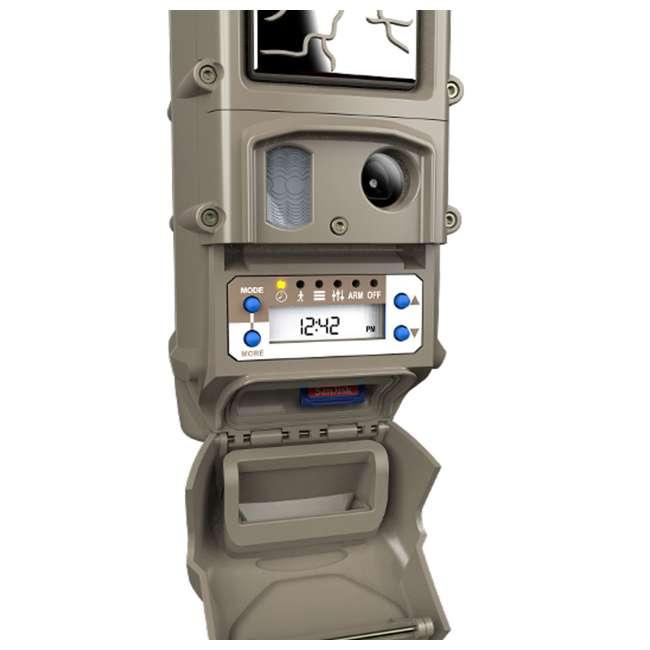 K-5789 Cuddeback CuddeLink 20MP Dual Cell Trail Camera, Brown 2