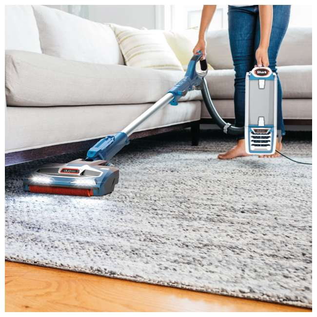 NV800RSGDREF-RB + XMBRUSH800 + 230FLIN800 Shark Vacuum with Brush & Wand (Certified Refurbished) 2