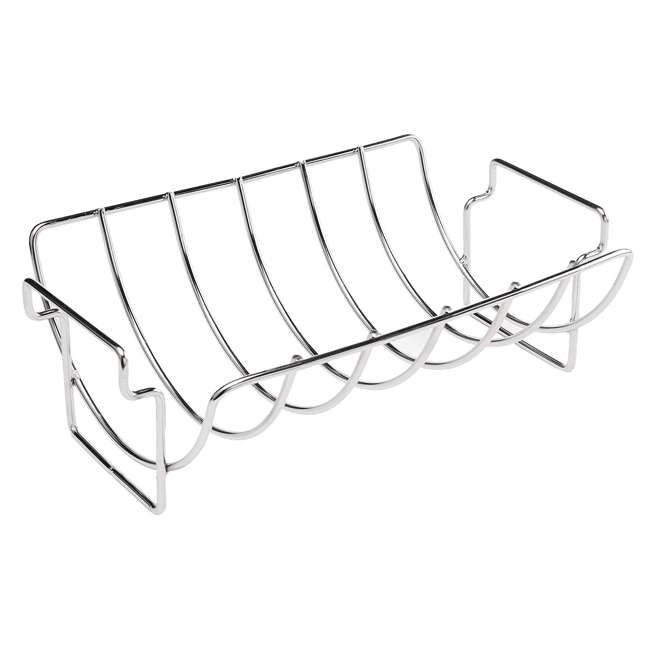 BOPA-24107 Bull Stainless Reversible Rib/Chicken Roast Grill & Barbecue Rack