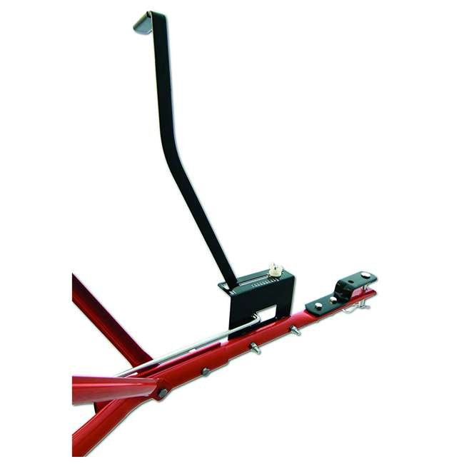 45-0527 Agri-fab 110 Pound Capacity Tow Broadcast Spreader 1