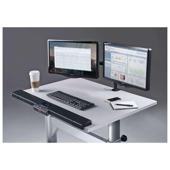 TR800-DT5-U-A LifeSpan Walking Fitness Treadmill Desk Workstation for Office (Open Box) 1