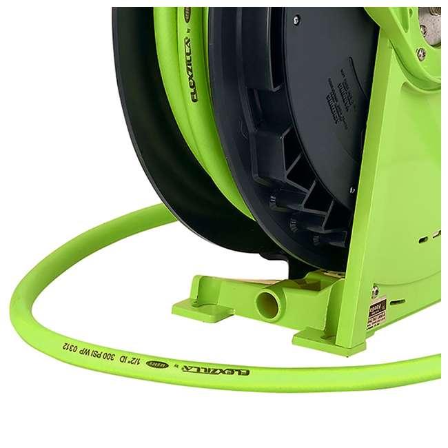 LEG-L8041FZ Flexzilla Performance Series Air Hose Reel, 3/8-Inch x 75-Foot 4