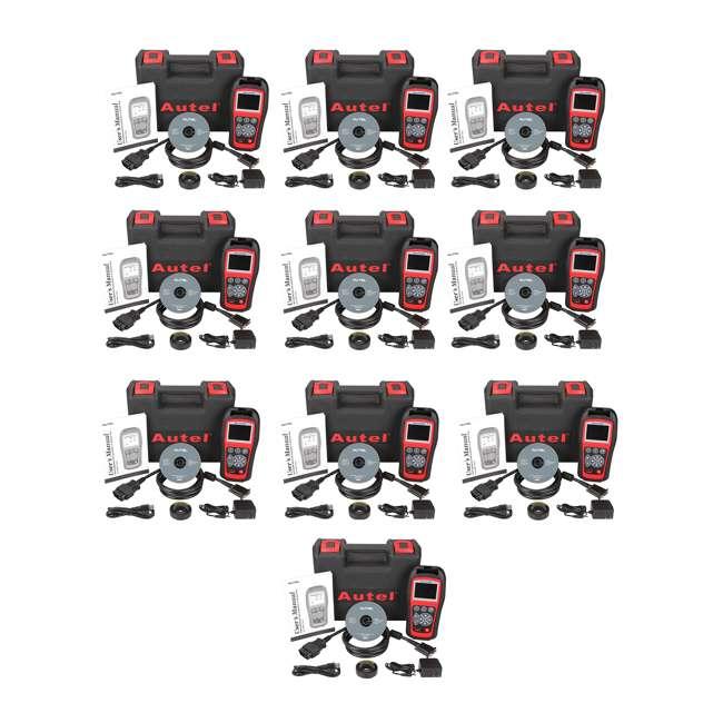 10 x TS601 Autel MaxiTPMS TS601 Diagnostic & Service Tool (10 Pack)