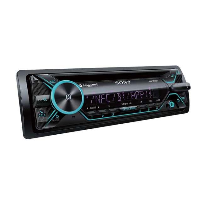 MEX-XB120BT Sony MEX-XB120BT Bluetooth 1-DIN CD Player Stereo Receiver 1