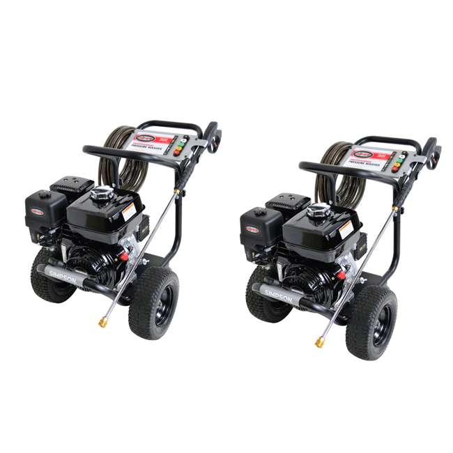 SMPSN-PW-PS3835-60579 Simpson PowerShot Gas Pressure Power Washer (2 Pack)