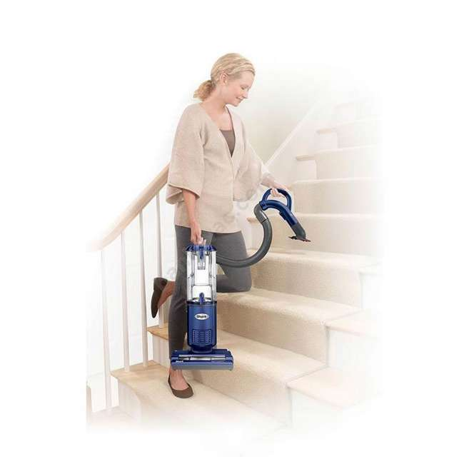 NV105_EGB-RB Shark NV105 Navigator Upright Pet Vacuum Cleaner, Blue (Certified Refurbished) 2