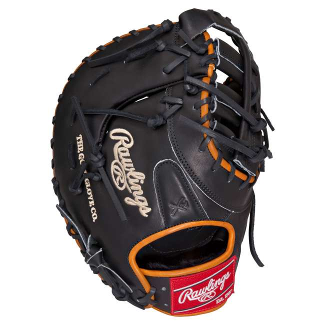 PRODCTJB Rawlings Heart of the Hide 13-Inch First Base Mitt Adult Baseball Glove 1
