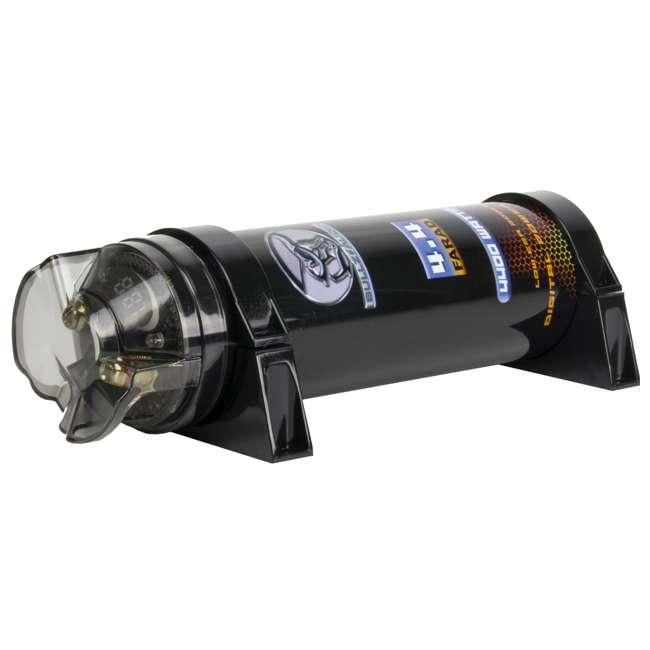 BCAP4.4 Bullz Audio 4400W Digital Car Power Farad Capacitor   BCAP4.4 3