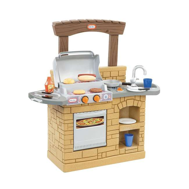 633911M Little Tikes Cook 'n Play BBQ Grill Set