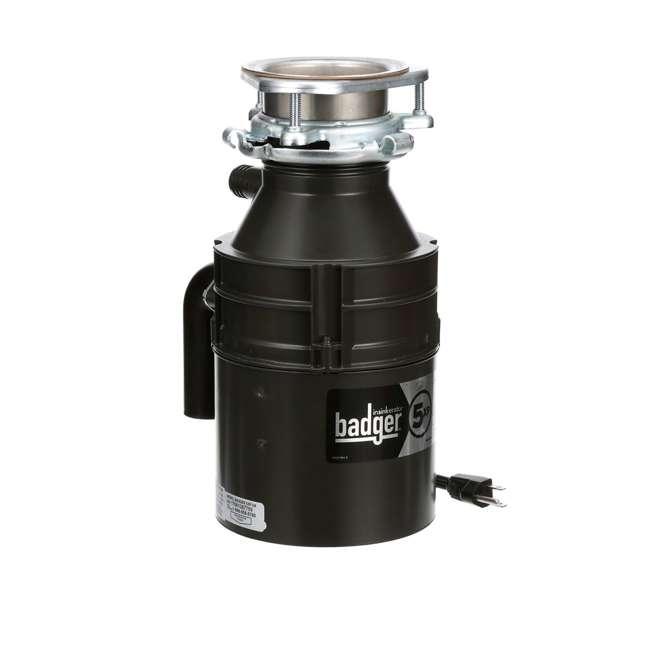BADGER-5XP-OB InSinkErator Badger 5XP 3/4HP Garbage Disposal 3