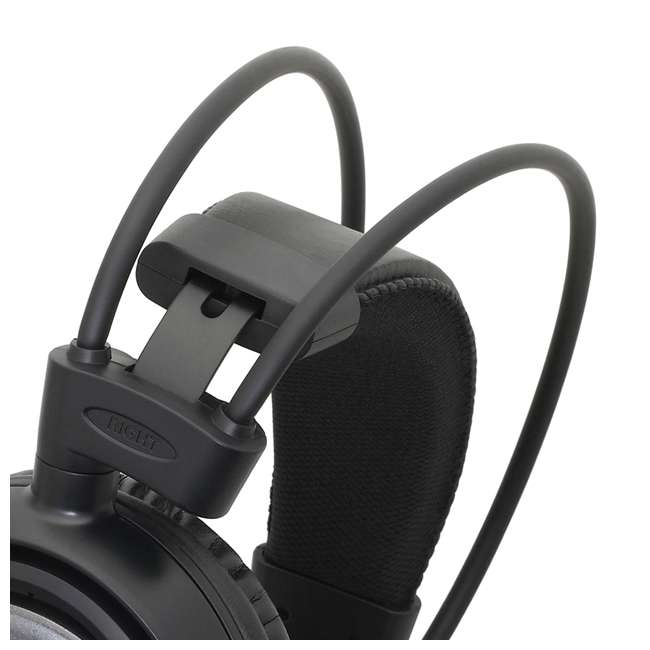 ATH-AVC400-OB Audio-Technica SonicPro ATH-AVC400 Over-Ear Headphones 4