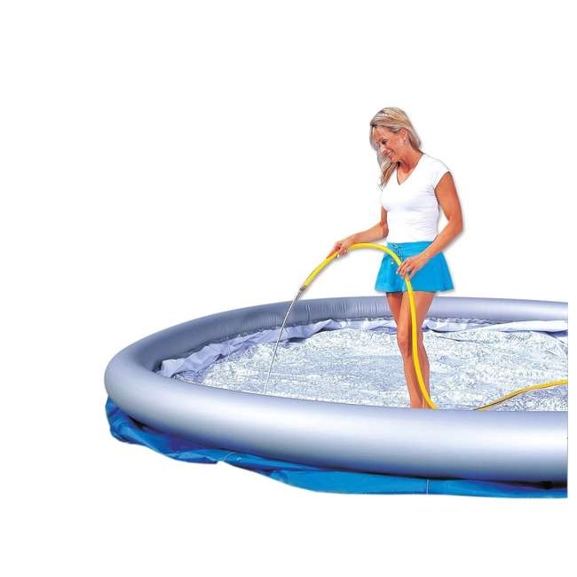 57275E-BW-U-A Bestway 12' x 30' Inflatable Above Ground Pool w/ Filter Pump(Open Box) (2 Pack) 6