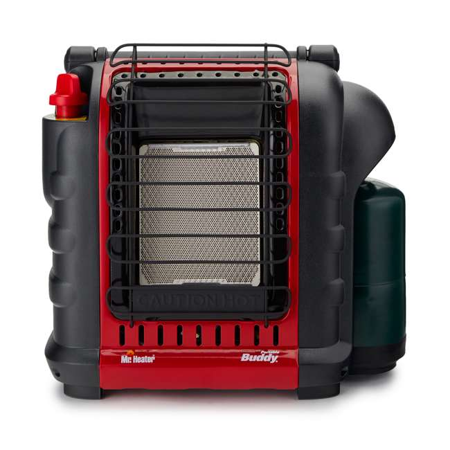 MH-F232050 Mr. Heater Portable Buddy Outdoor Camping Propane Gas Heater Canada Version, Red 1