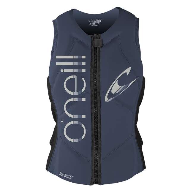 4531-ET7-6 Women's Slasher Waterskiing/Wakeboarding Vest, Size 6