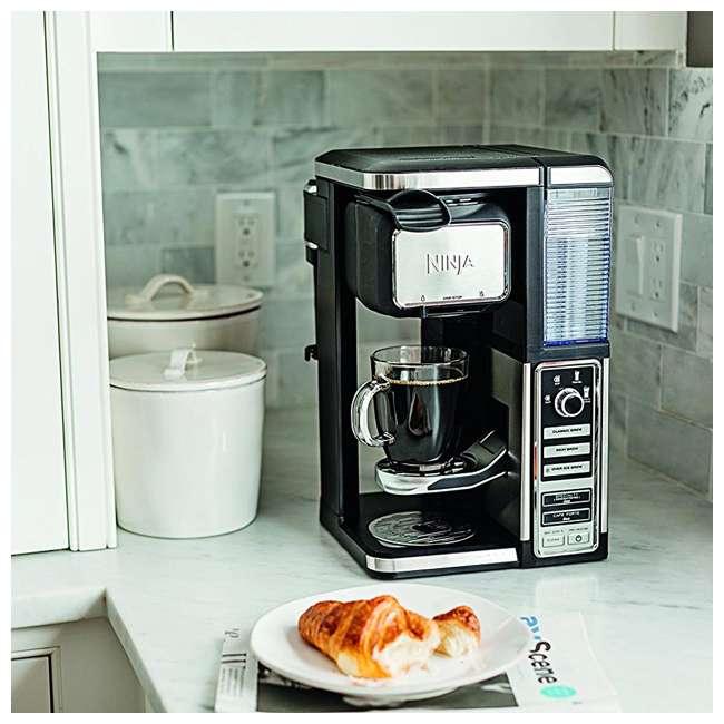 CF110_EGB-RB-U-C Ninja Coffee Bar Single Serve System (Certified Refurbished) (For Parts) 5