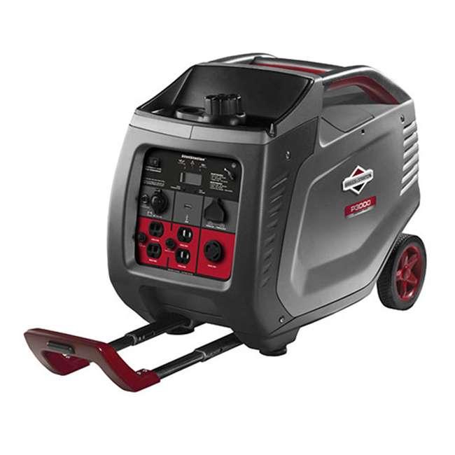 GEN-30545-U-A Briggs & Stratton 30545 P3000 Portable 3000-Watt Inverter Generator (Open Box) 4