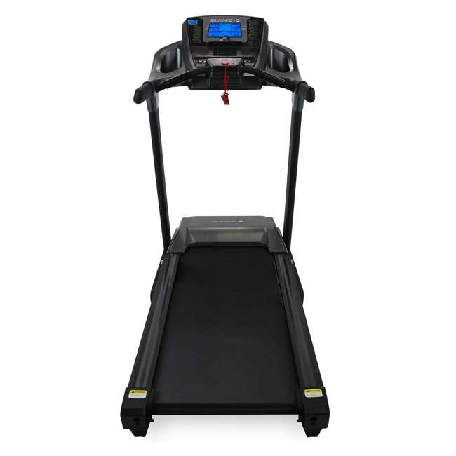 200T BH Fitness 200T Folding Treadmill with Shock Absorption 1