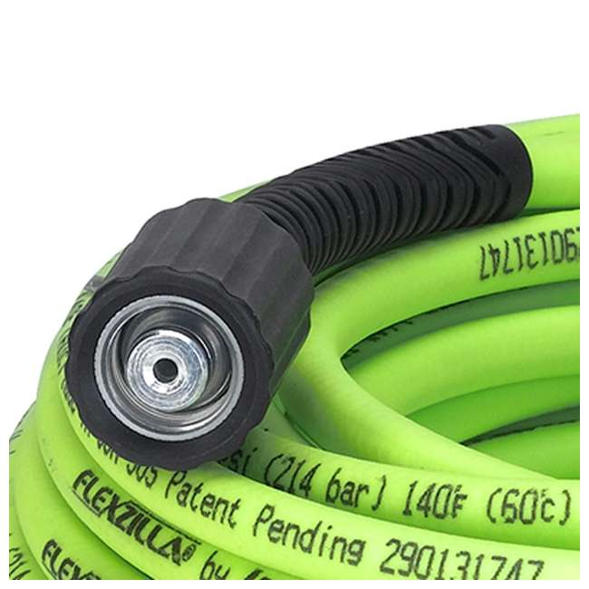 LEG-HFZPW3450M Flexzilla 0.25-Inch x 50-Foot Pressure Washer Hose 2
