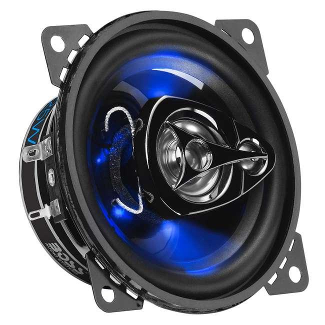 8 x BE423 Boss Rage 4-Inch 3-Way 225W Full Range Speakers (8 Pack) 2