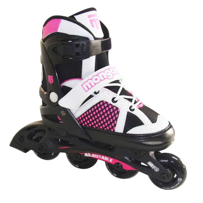 MG-087G-S Mongoose Girls' Size Small Inline Rollerblade Skates