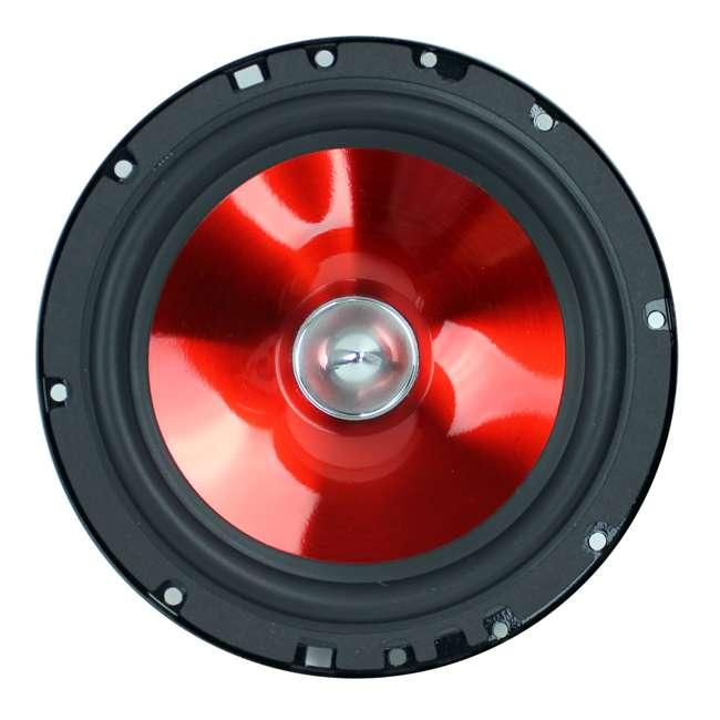 6 x CH6CK Boss 6.5-Inch 350 Watt Component Speaker Systems (6 Pack) 3