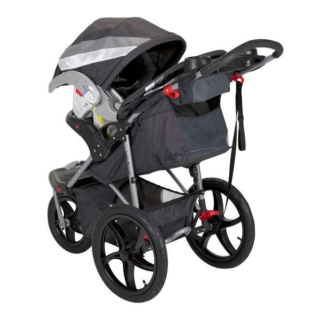 baby trend range jogging stroller liberty jg99711. Black Bedroom Furniture Sets. Home Design Ideas