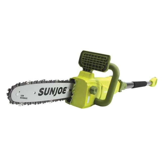SUJ-SWJ807E Sun Joe 10-Inch Electric Convertible Pole Chainsaw 4
