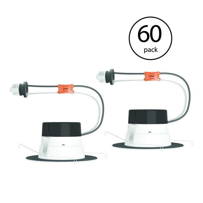 30 x PLC-5922231U0 Philips LED Downlight Dimmable Soft White Light Bulbs (2 Bulbs) (30 Pack)
