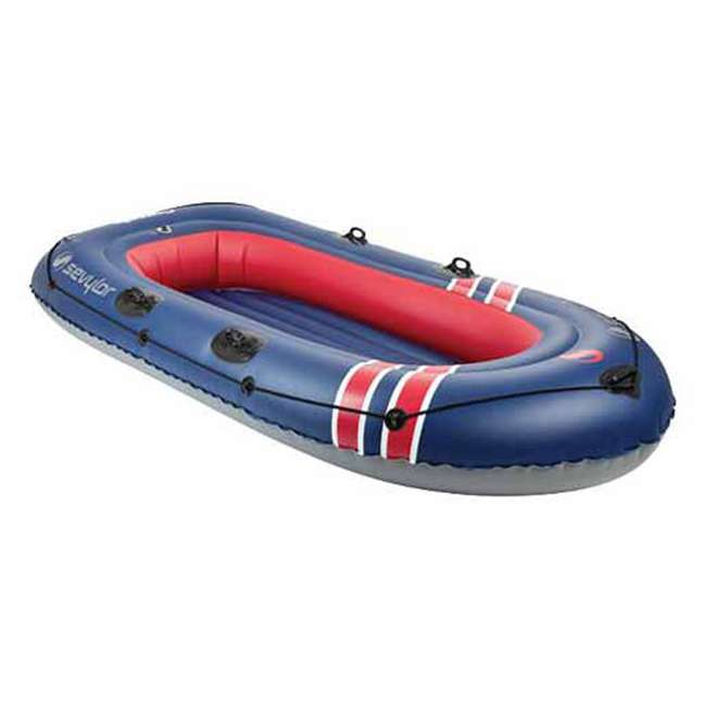 2000003403 Sevylor Caravelle Inflatable 5 Person Boat/Raft