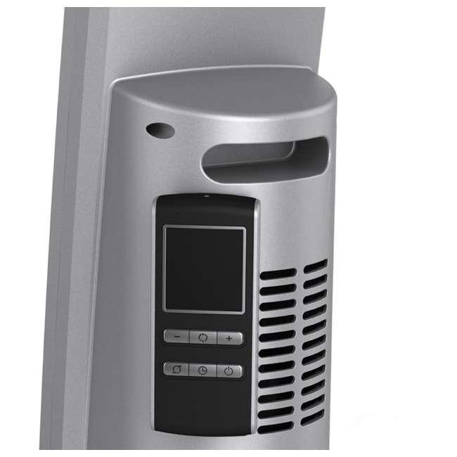LKO-5586-TN Lasko 5586 Portable Electric 1500W Room Oscillating Ceramic Tower Space Heater 3