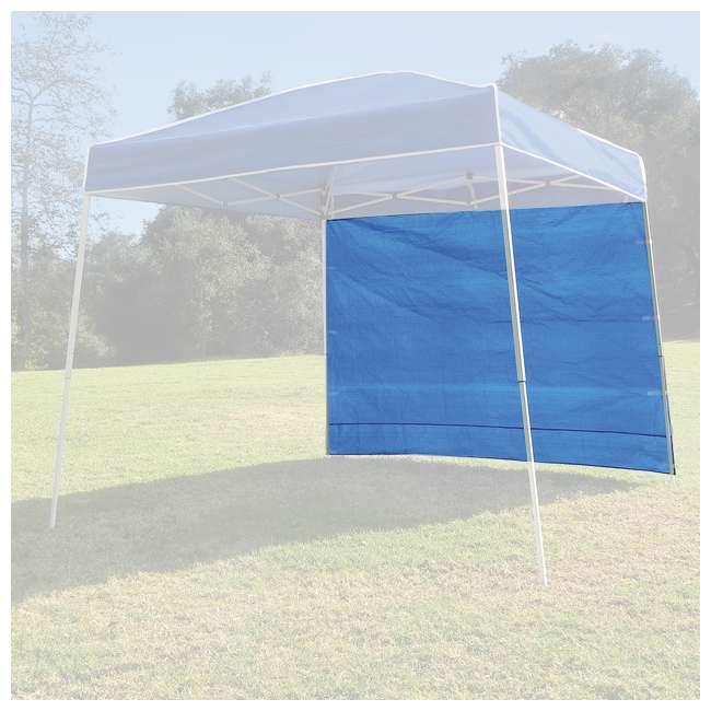ZS10ALTSWBL Z-Shade 10 x 10-Foot Canopy Tent Taffeta Sidewall Accessory, 2-Pack 2
