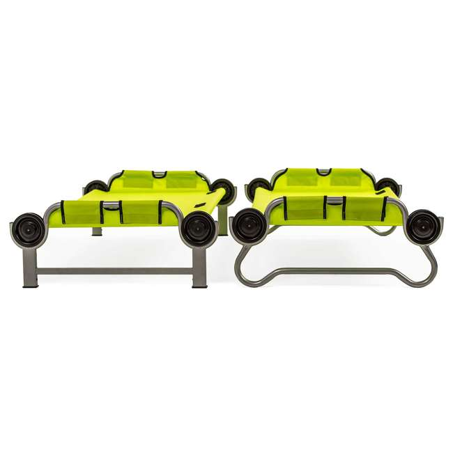 30005BO Disc-O-Bed Youth Kid-O-Bunk with Organizers (2 Pack) 5
