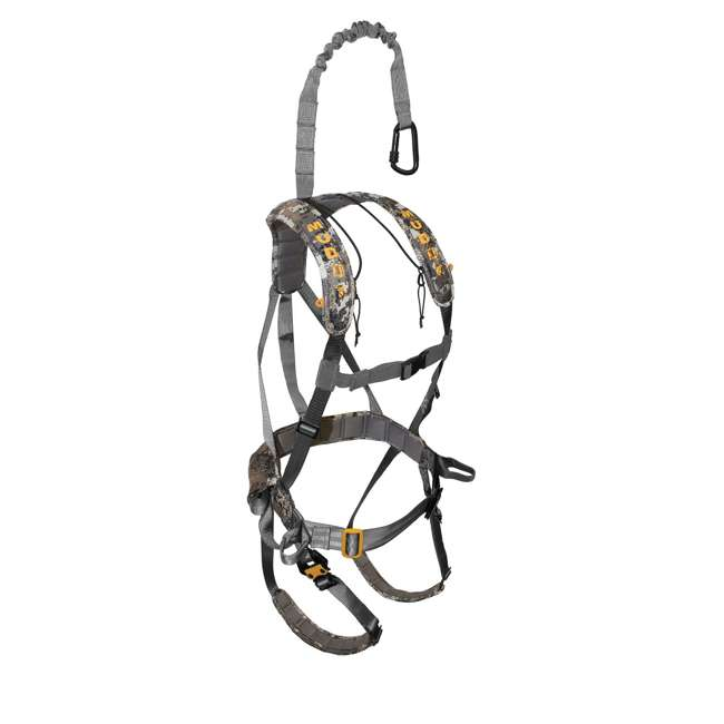 MUD-MSH500 Muddy Ambush MSH500 Hunting Camo Quick Release Deer Stand Safety Harness
