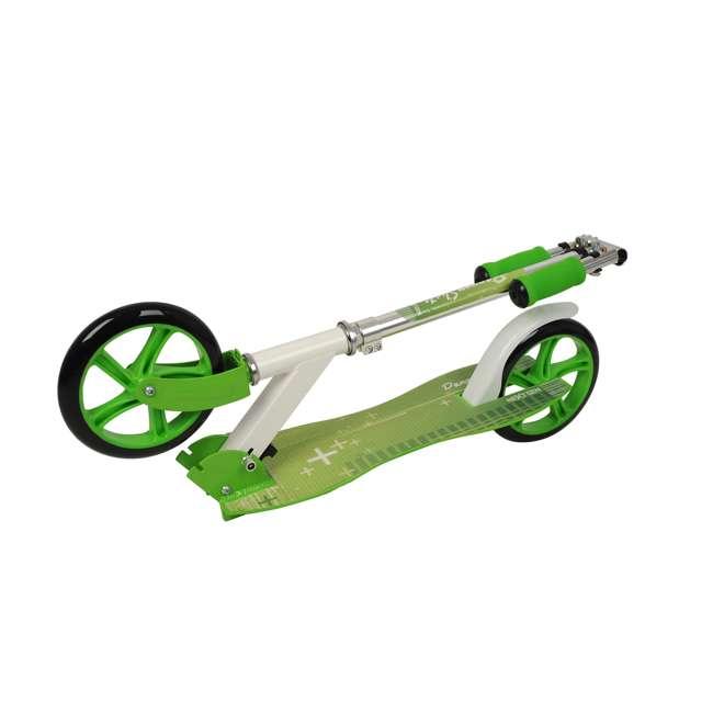 113-NXT-U-A NextGen Scooters 2 Wheeled Kids Foldable Aluminum Kick Scooter, Green (Open Box) 4