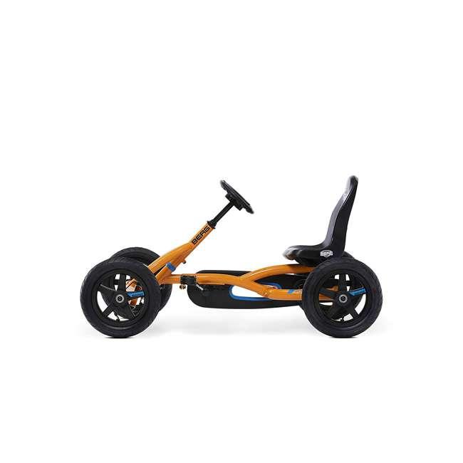 24.20.60.02 Berg Buddy B-Orange Kids Pedal Go Kart 7