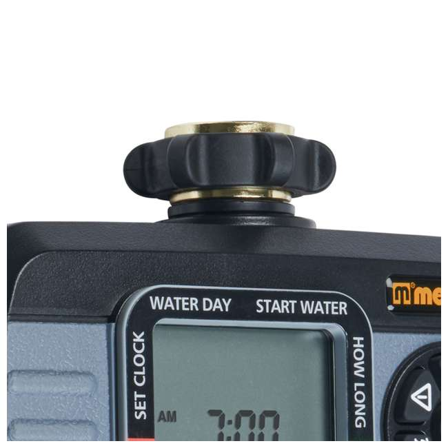 MEL-73280 Melnor 73280 HydroLogic 4 Zone Digital Water Timer (2 Pack) 2