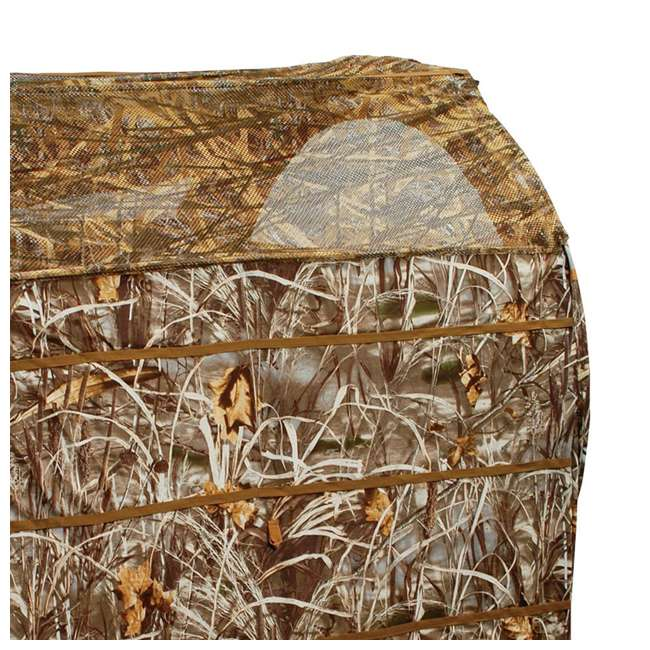 AMERI-1R42S040DFR Ameristep Duck Commander Bale Out Waterfowl Hunting Blind 4