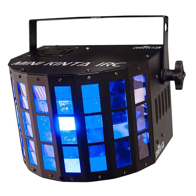 MINI-KINTA-IRC-2 Chauvet Mini Kinta 3W LED RGB DMX DJ Lighting 2