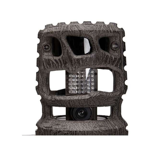 4 x WGI-R12i207 Wildgame Innovations 360 Degree 12MP Crush Game Trail Camera, Camo (4 Pack) 2